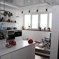Совмещение комнаты с лоджией в панельном доме
