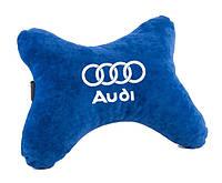 Дорожная подушка под голову Bone Audi