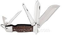 Нож многофункциональный 47 LW (в чехле) 5 в 1 складной MHR /0-9