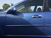 Дверь передняя левая Chevrolet Lacetti 96547851
