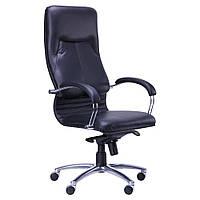 Крісло керівника Ніка ХРОМ, MultiBlock, фото 1