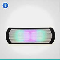 Светодиодная портативная колонка Neeka NK-BT802L Bluetooth