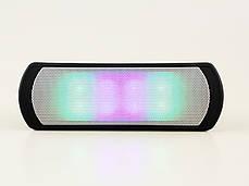 Светодиодная портативная колонка Neeka NK-BT802L Bluetooth, фото 2
