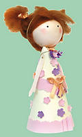 Набор для изготовления куклы (Сандра) К-010