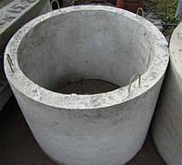 Кольца колодцев (стеновые),КЦ 25-12 2500*1200 2,4 т.