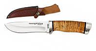 Нож охотничий 2264 BL (нескладной нож для охоты) MHR /05-31