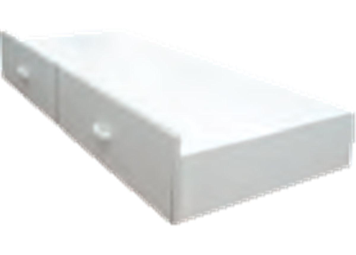 Подкроватный ящик DUO белый, Meblik (Польша)