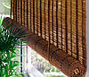 Бамбуковые роллеты, бамбуковые рулонные шторы в ассортименте расцветок.