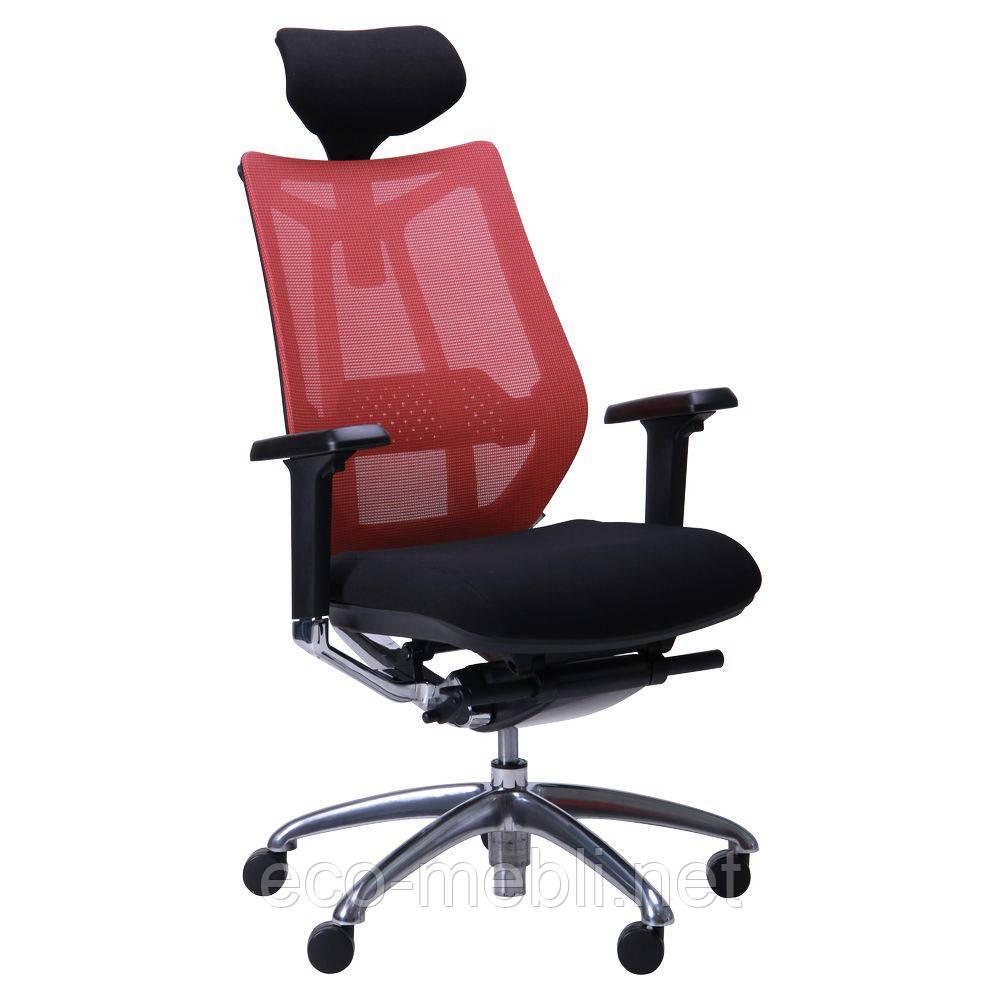 Крісло комп'ютерне дихаюче Орландо HB