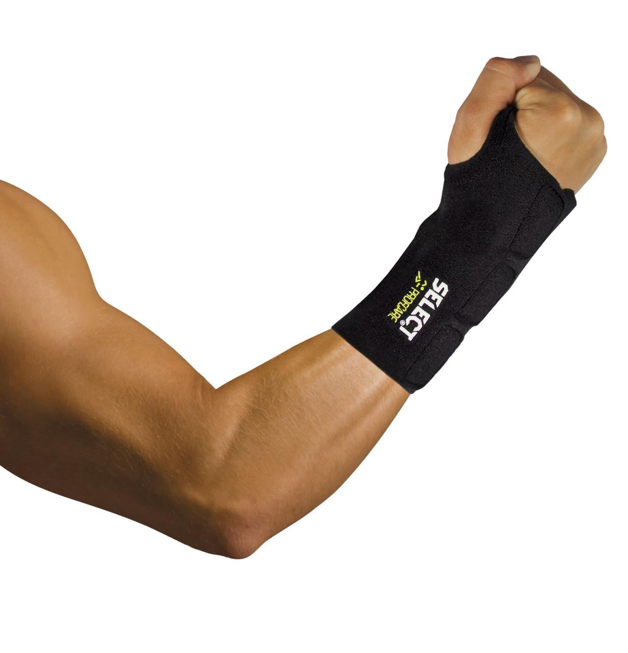 Напульсник SELECT Wrist support 6701 - S4S-Интернет магазин спортивных товаров и инвентаря,купить спортивный инвентарь от производителя в Харькове