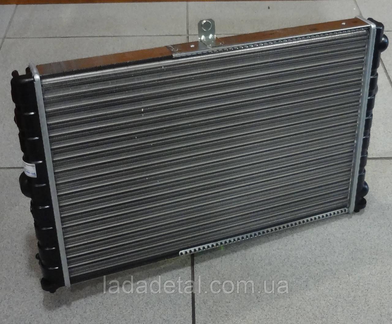 Радиатор ВАЗ 2109, 21099, 2113, 2114, 2115 инжекторный двигатель АвтоВАЗ ОРИГИНАЛ
