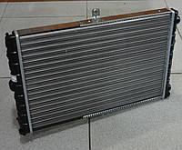 Радиатор ВАЗ 2109, 21099, 2113, 2114, 2115 инжекторный двигатель АвтоВАЗ ОРИГИНАЛ, фото 1