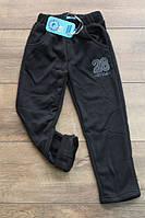 Утепленные спортивные штаны для мальчиков 1- 5 лет