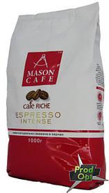 Coffee RICH MASON Кава зерно 1 кг РОБУСТА
