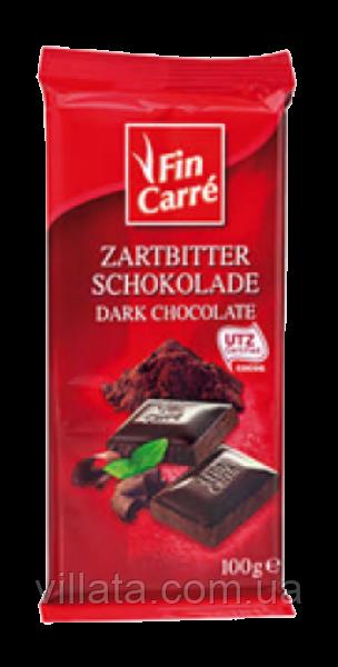 Шоколад черный Fin Carre 100г Германия