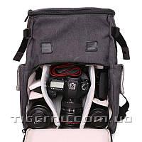 Рюкзак для камеры Tigernu T-X6008 черный