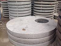 Плиты перекрытия колец (крышки) ,1ПП 20-2