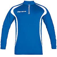Кофта для бега Givova Running Long Shirt Голубой, S
