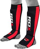 Защита голени RDX Neoprene Red S/M