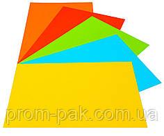 Цветная бумага для декора  А4  г/м² 80 неон