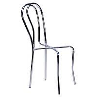 Каркас стільця Тюльпан черн / алюм / хром, фото 1