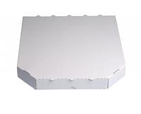 Коробка для пиццы 350Х350Х35  мм. (белая)
