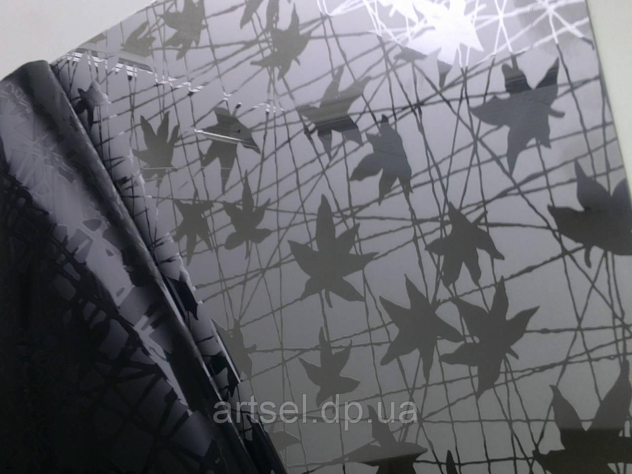 Лист нержавеющий декоративный 0,8мм 1,22х2,5 430 вид 3