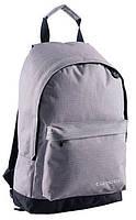 Серый рюкзак городской, тканевый 22 л. Caribee Campus 22 Cotton Taupe 923414