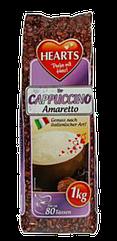 Капучино Hearts Amaretto 1kg Германия