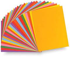 Красивая цветная бумага