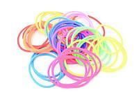 Резинка -жгут силиконовая пастельных цветов