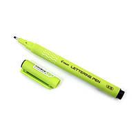 Pilot Lettering Pen - Каллиграфический маркер (синий, 1.0 мм)