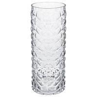 Прозрачная ваза.