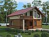 Канадский каркасный дом площадью 127 м2