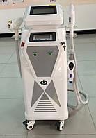 Б/У ND:YAG лазер неодимовый+SHR Элос+фракционный RF