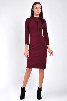 Стильное женское платье облегающее