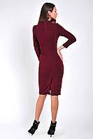 Стильное женское платье облегающее, фото 2