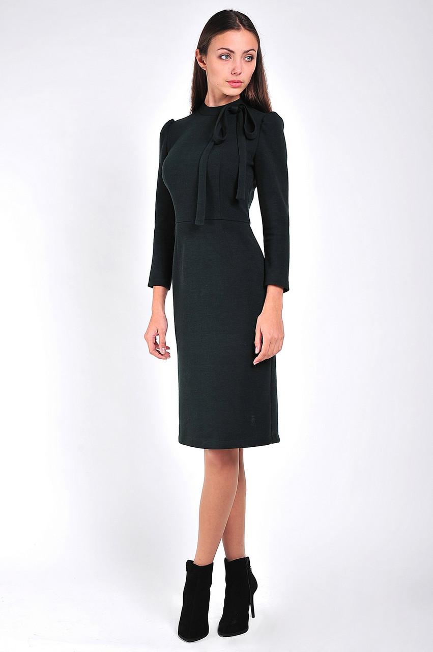 bab9d60c6a6 Платье женское делового стиля офисное - Интернет-магазин женской одежды