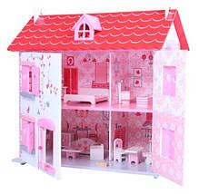 Игровой кукольный домик + 4 куклы, фото 2