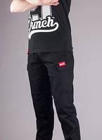 Штаны карго Punch Rush Black, фото 1