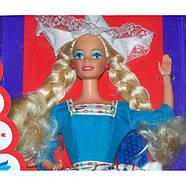Коллекционная кукла Барби Dutch Barbie Collector Edition 1993 , фото 2