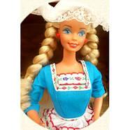 Коллекционная кукла Барби Dutch Barbie Collector Edition 1993 , фото 3