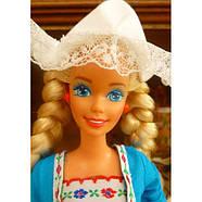 Коллекционная кукла Барби Dutch Barbie Collector Edition 1993 , фото 4