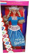 Коллекционная кукла Барби Dutch Barbie Collector Edition 1993 , фото 5