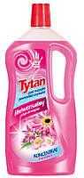 Универсальная жидкость для мытья Tytan цветочный, 1л