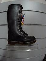 Черевики STEEL 139/140O-BL/AL/KEN (шкіра, шкіра, черевики, 20 дир)