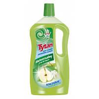 Универсальная жидкость для мытья Tytan(яблоко), 1л