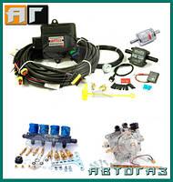 Комплект ГБО AC STAG 200 GoFast CPR Tomasetto IT01 163 л.с пропан