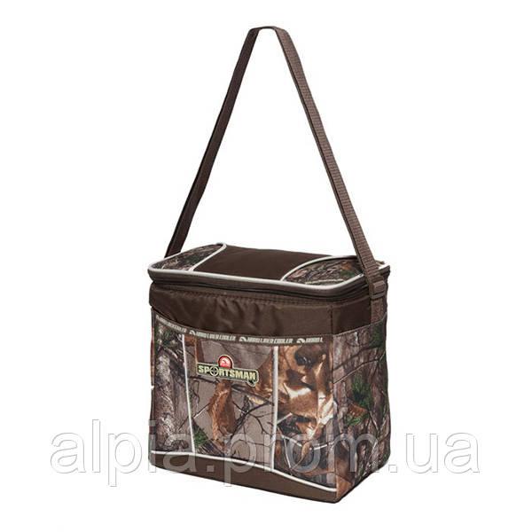 Изотермическая сумка Igloo HLC Real tree 24, 19 л камуфляжный принт