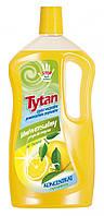 Универсальная жидкость для мытья Tytan(лимон), 1л